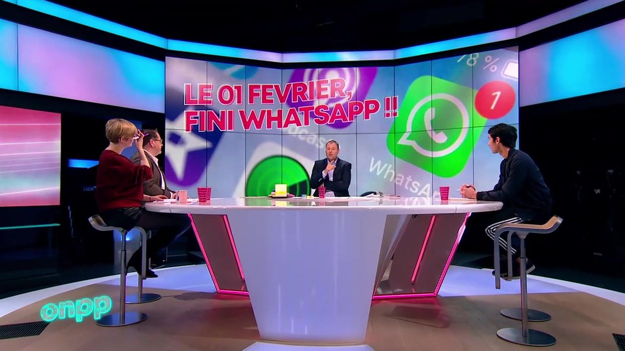Fini Whatswapp ?