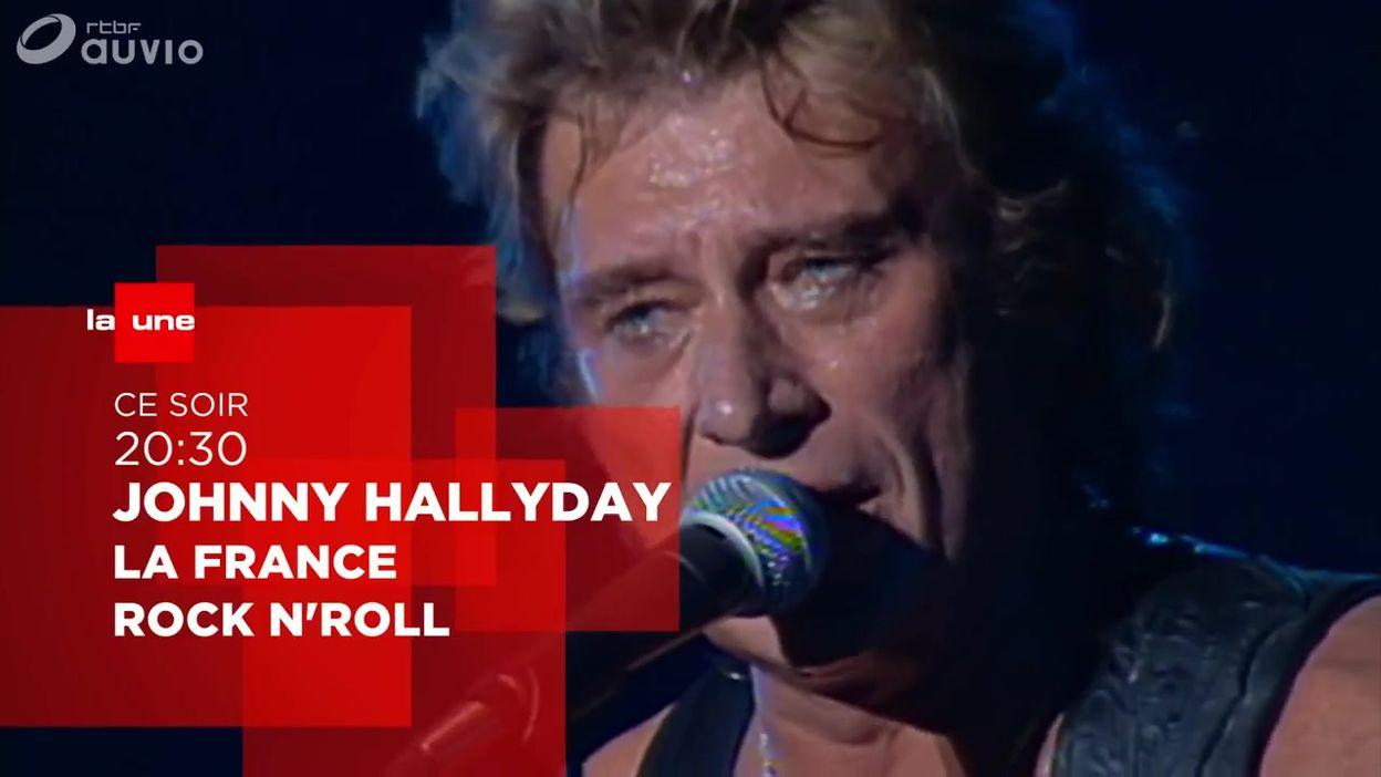 Johnny Hallyday: la France rock n'roll
