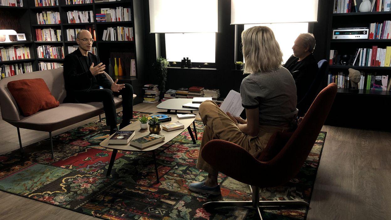 Bernard Werber : écriture, hypnose, maladie... il nous dit tout !