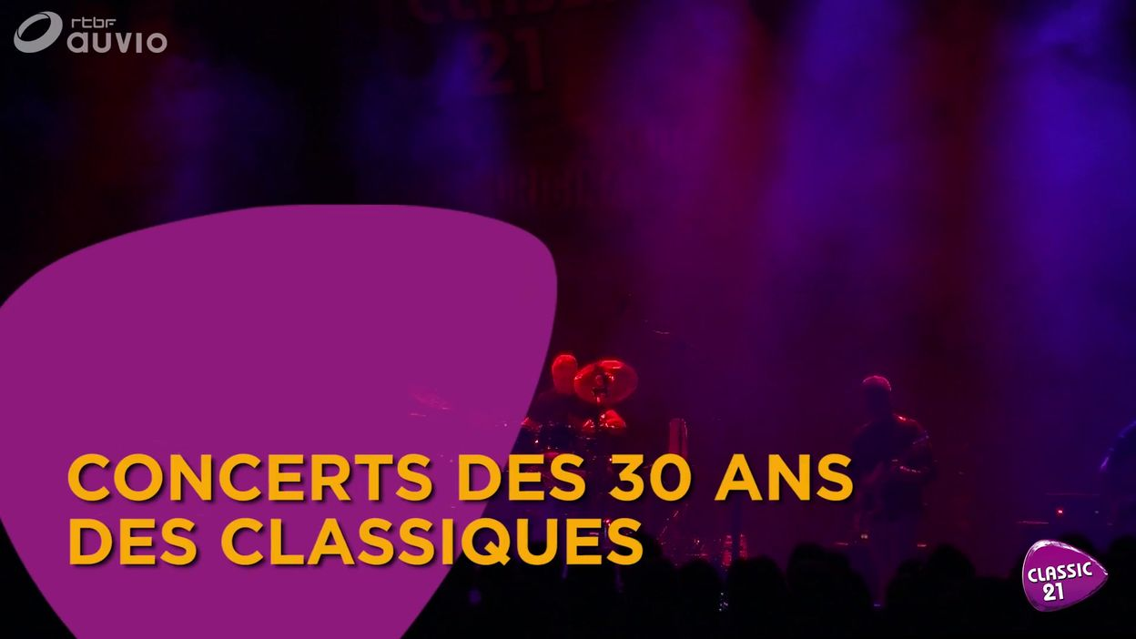 Concerts des 30 ans des Classiques de Marc Ysaye