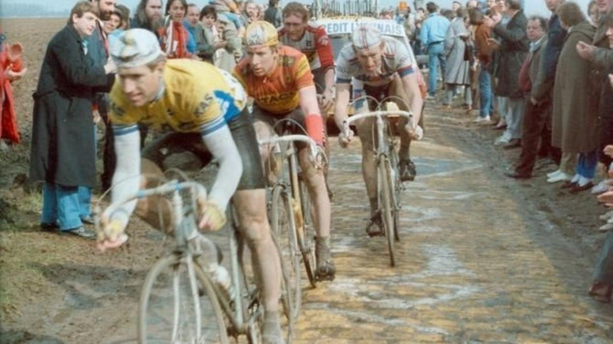 Paris-Roubaix 1986 : Victoire de Sean Kelly