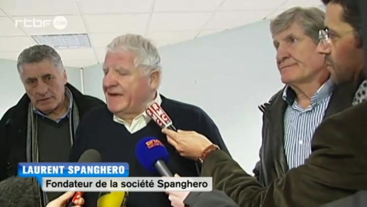 L'histoire de l'entreprise Spanghero