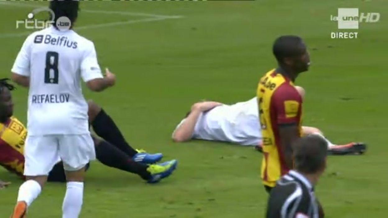 Malines - FC Bruges (1-2) : Le résumé