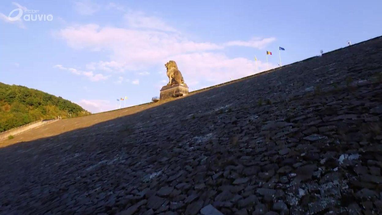 Le barrage de la Gileppe, le plus ancien d'Europe