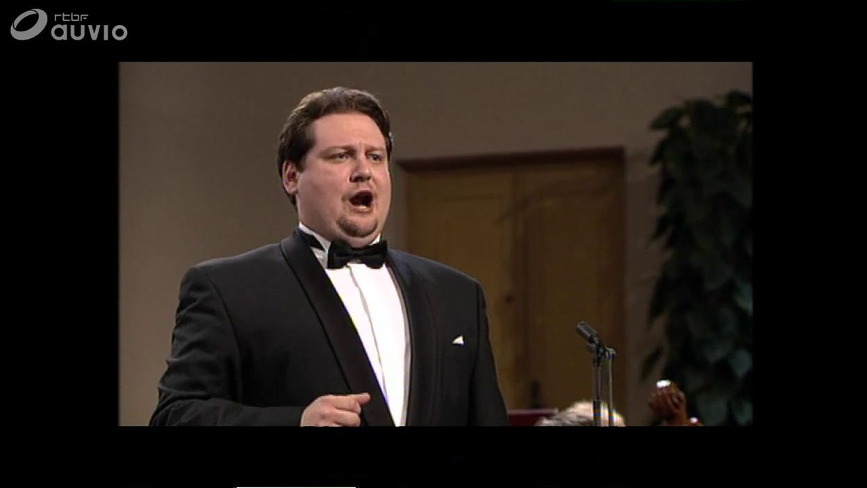 Queen Elisabeth 2004 - chant - Lionel Lhote - Finale - Behold, I tell you a mystery - The trumpet shall sound de Handel