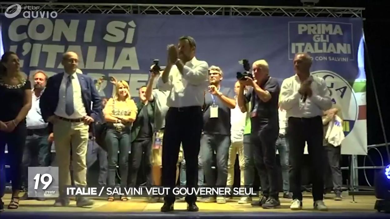 L'Italie plongée dans une nouvelle crise politique ?