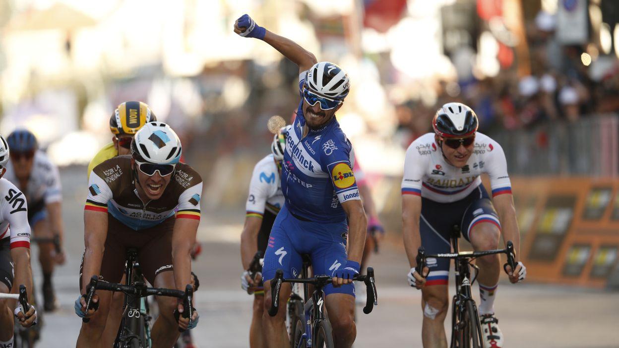 Milan - San Remo 2019 : Victoire de Julian Alaphilippe
