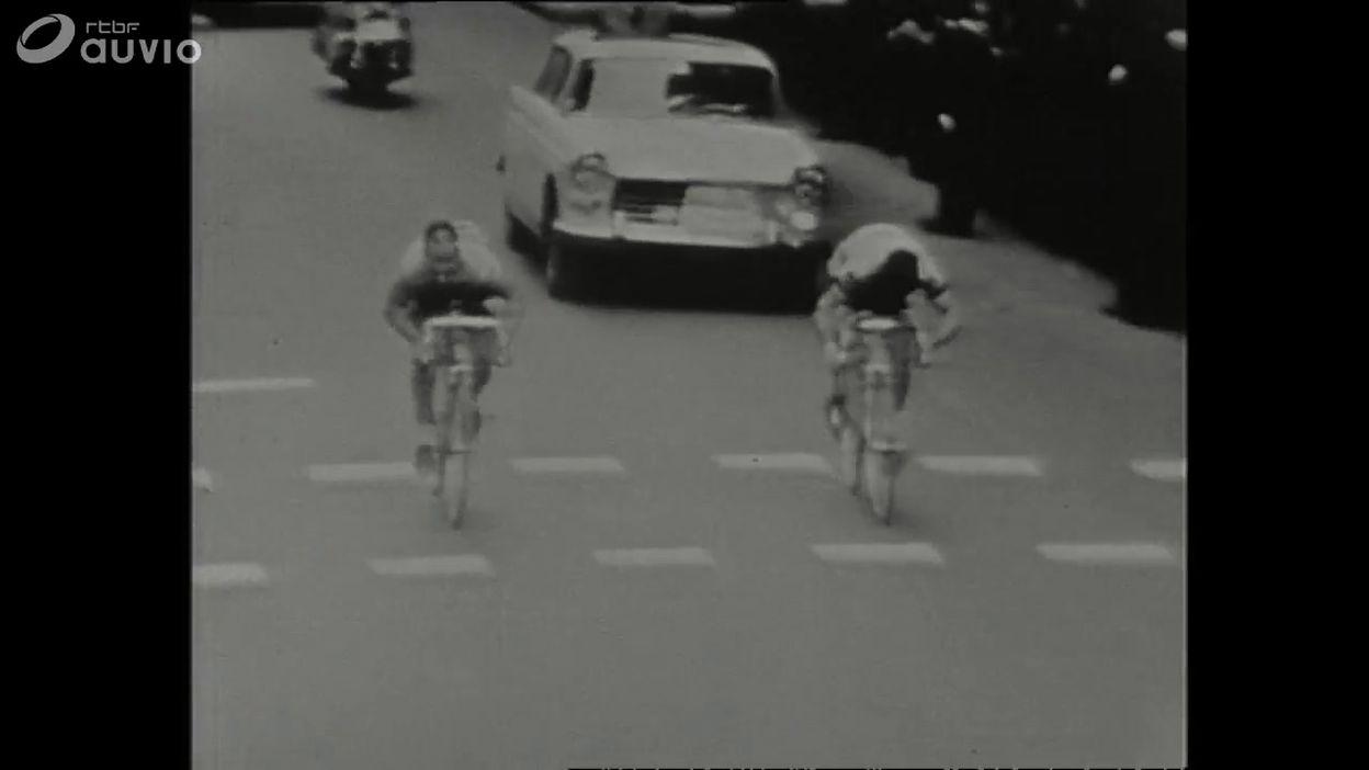 Milan - San Remo 1963 : Victoire de Joseph Groussard