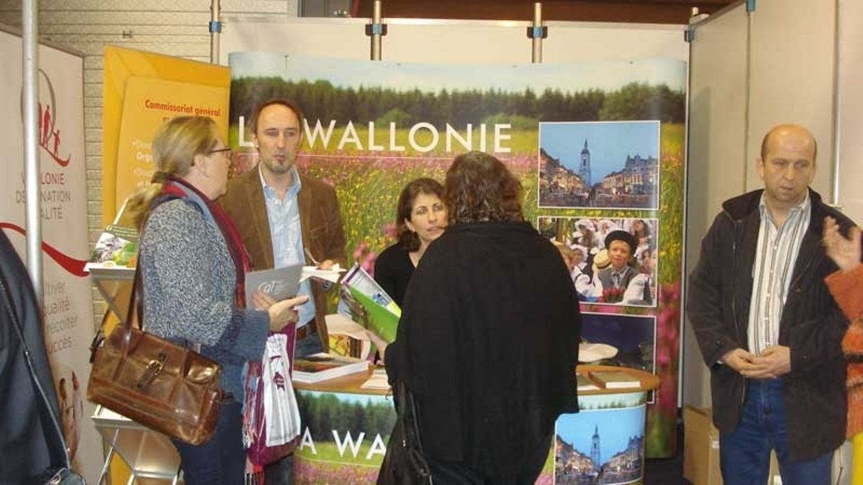 Marche-en-Famenne : 6e salon Camp'Air