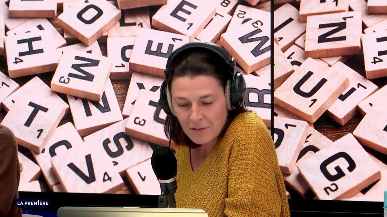 Catherine Ronvaux - Le mot de l'année 2019