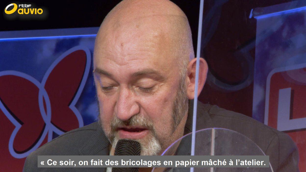 Les papiers mâchés de Fernande