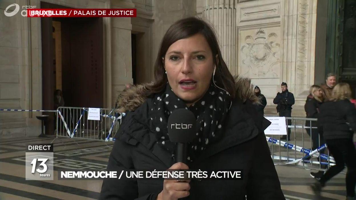 Palais de Justice : les témoins à entendre au procès de Mehdi Nemmouche