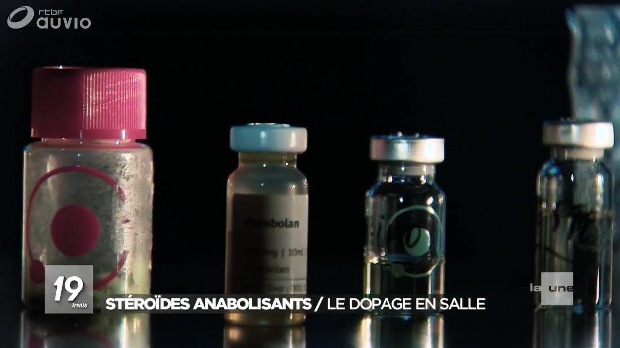 Stéroïdes anabolisants : le dopage en salle