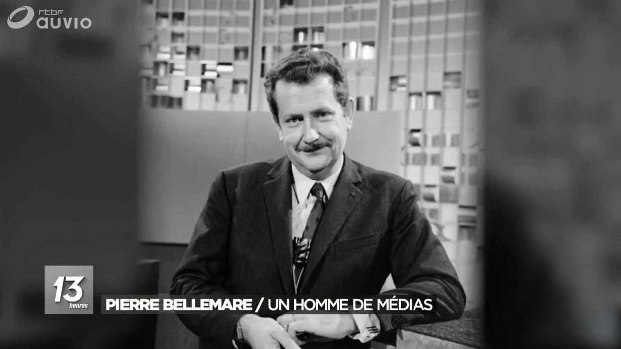 Décès de Pierre Bellemare