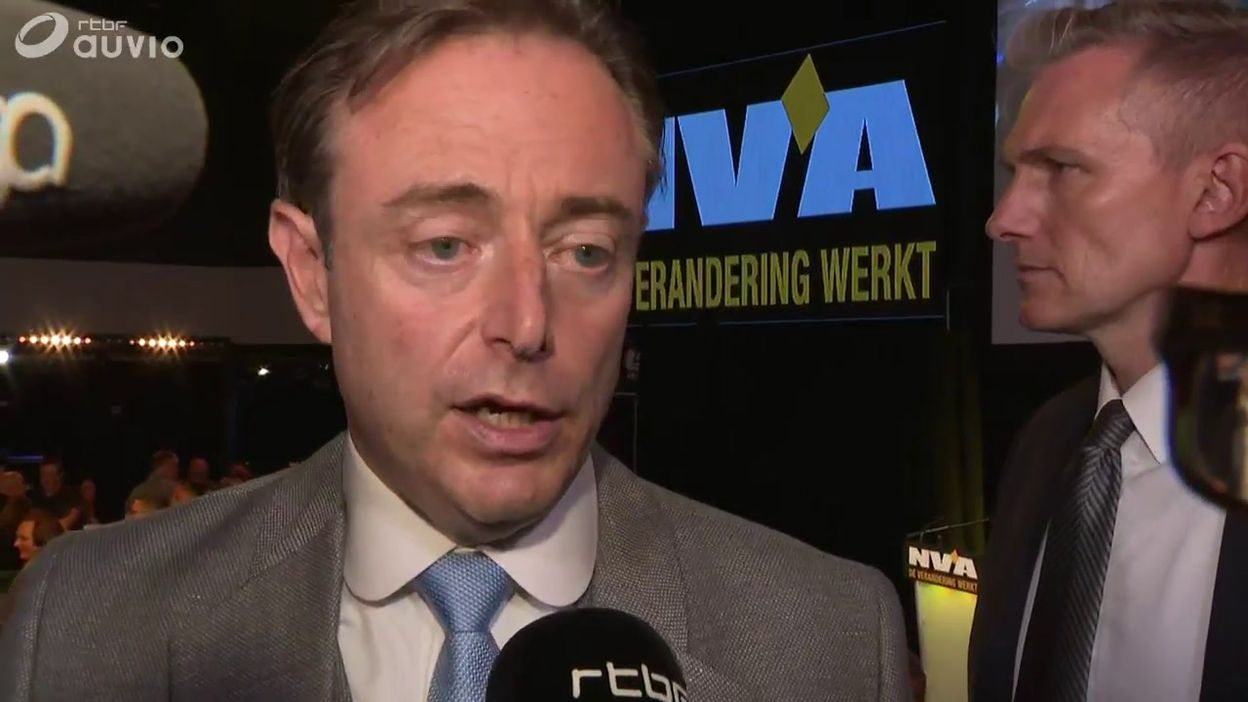 14 octobre: B. De Wever prône la réconciliation à Anvers