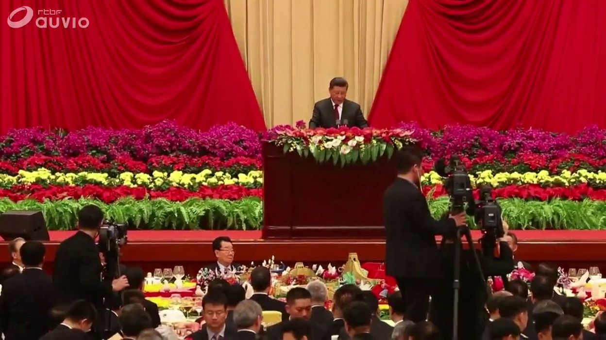 Extrait du discours de Xi Jinping