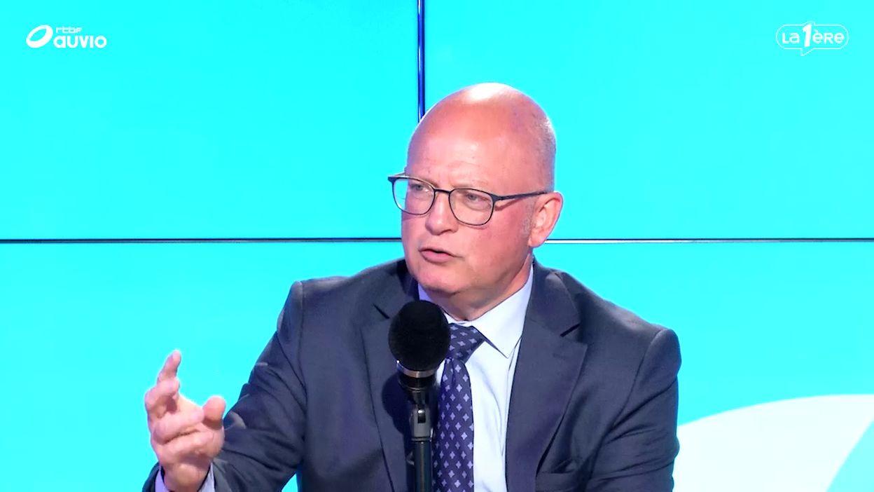 Le Grand Oral de Jean-Luc Crucke