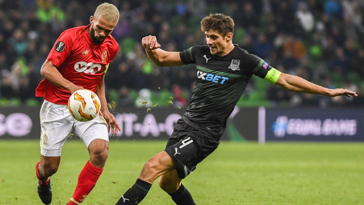 Krasnodar - Standard : Le Résumé du Match