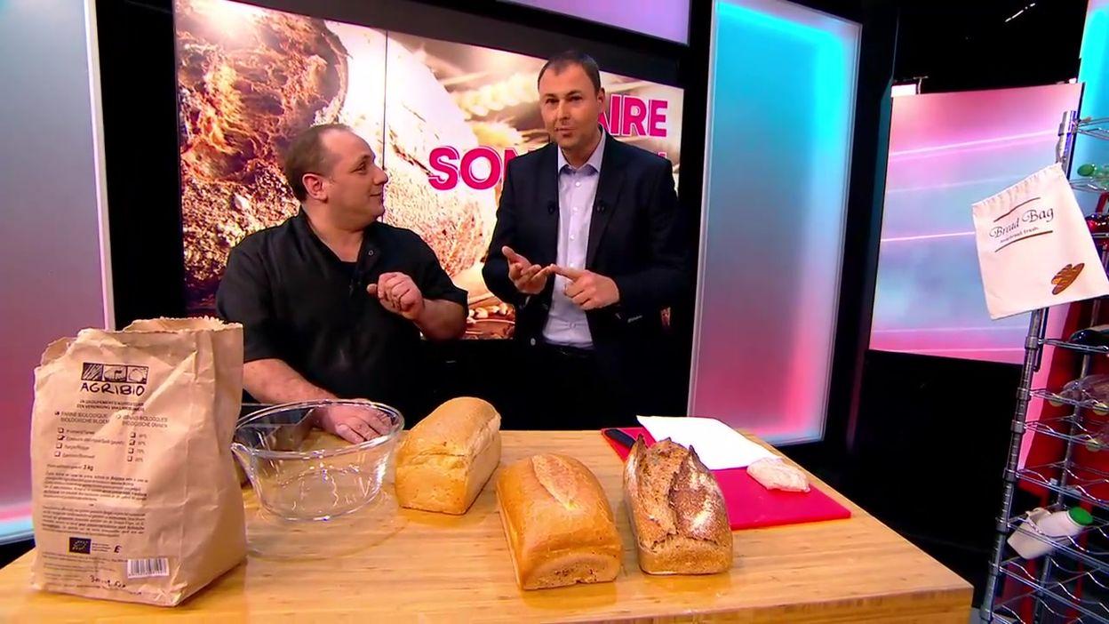 Pain industriel VS pain en boulangerie