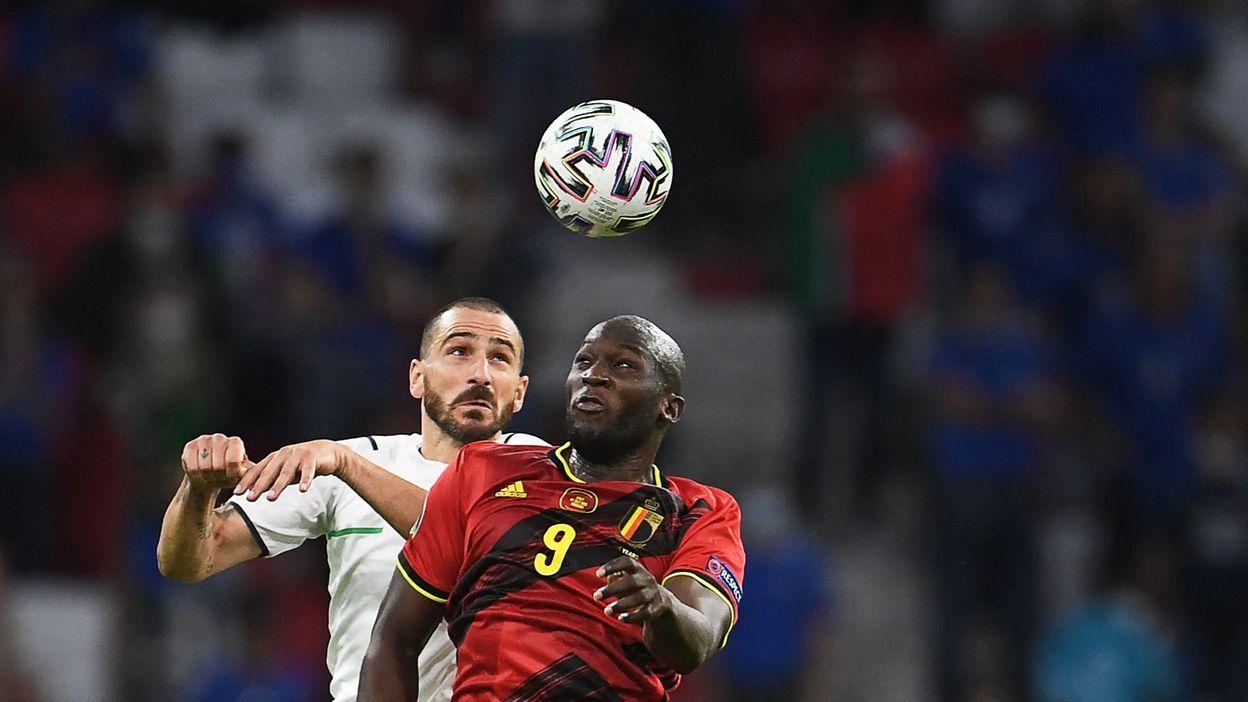 Belgique - Italie : le match en intégralité