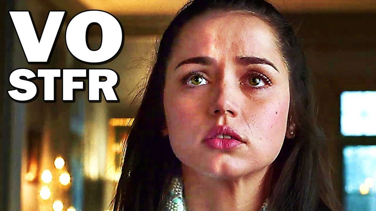 A Couteaux Tires Bande Annonce Vostfr 2 Ana De Armas Chris Evans Daniel Craig Trailer