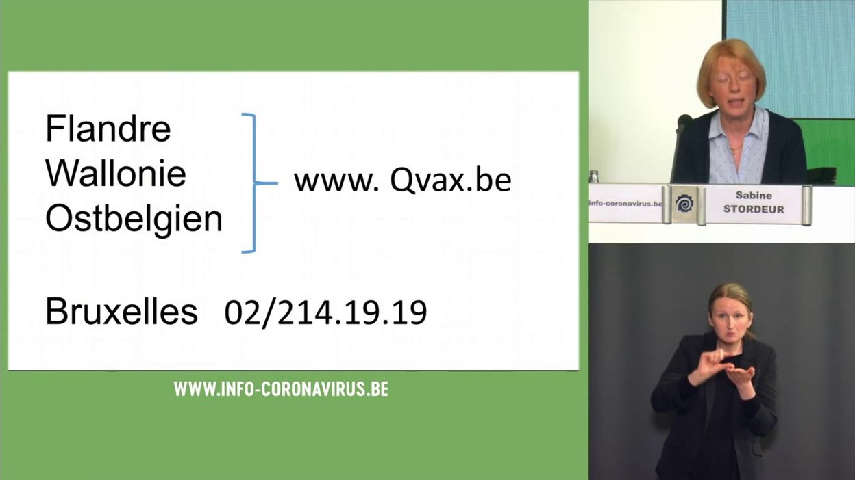 Coronavirus en Belgique : le point sur la campagne de vaccination au 6 avril 2021