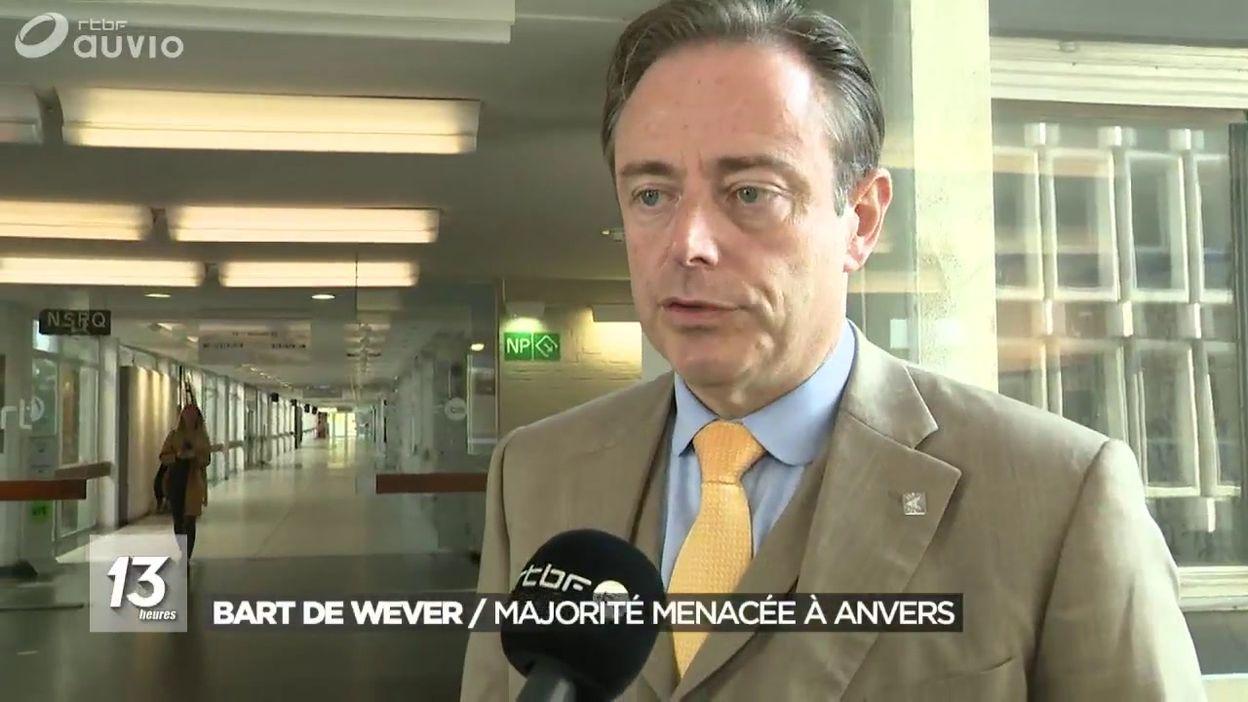 Bart De Wever à la VRT
