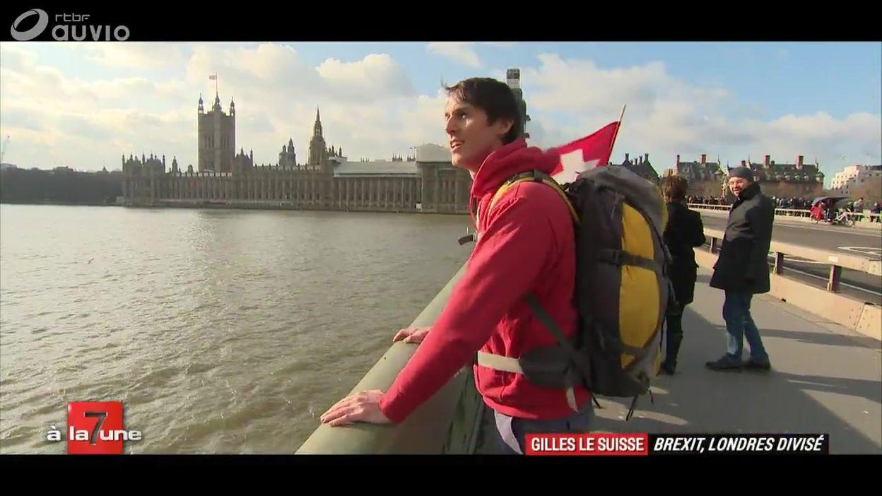 Brexit, Londres divisé