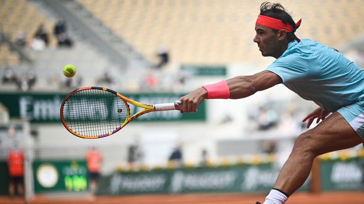 Nadal concède 4 jeux face à McDonald et passe au troisième tour