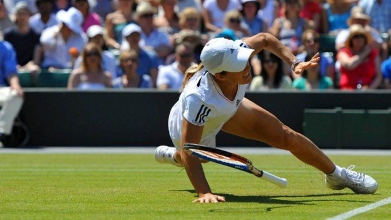 Wimbledon 2010 : Kim Clijsters - Justine Henin