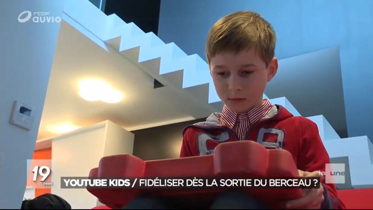 Youtube Kids : l'offre bonne conscience de Google ?