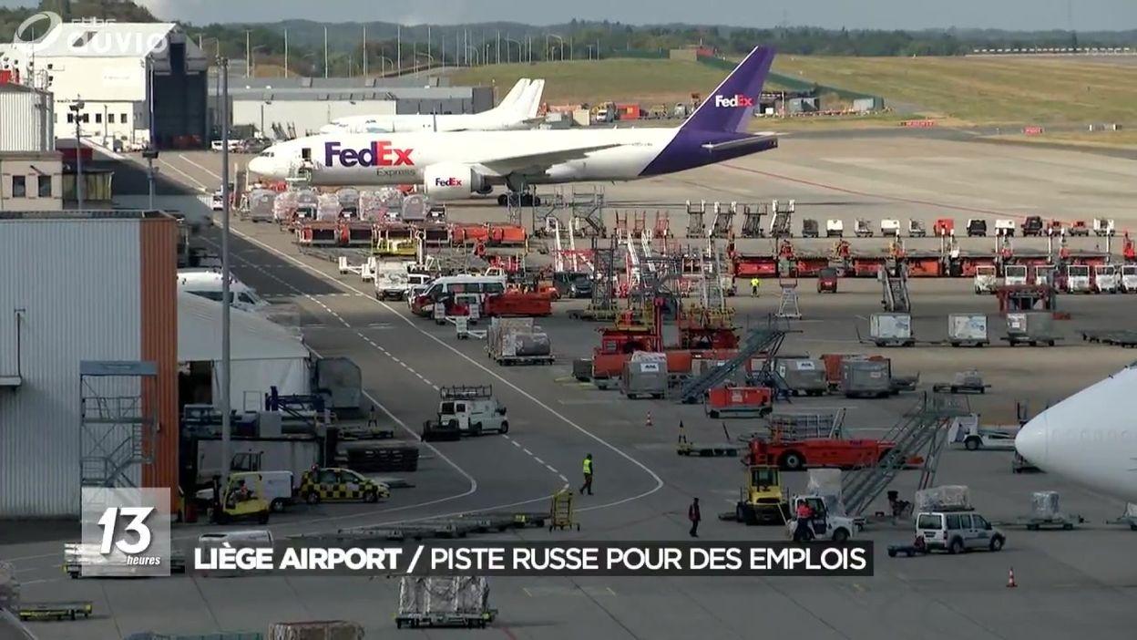 AirbridgeCargo générerait 1000 emplois à Liège Airport