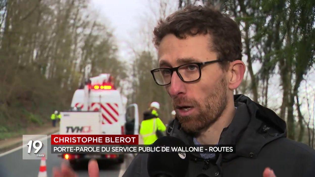 Radar tronçon : homologation à Namur