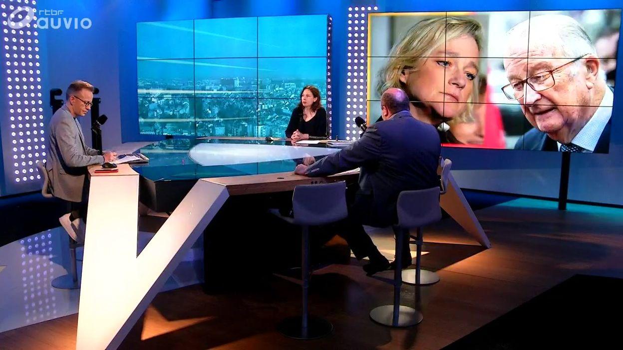 La Semaine Viva : L'affaire Delphine Boël
