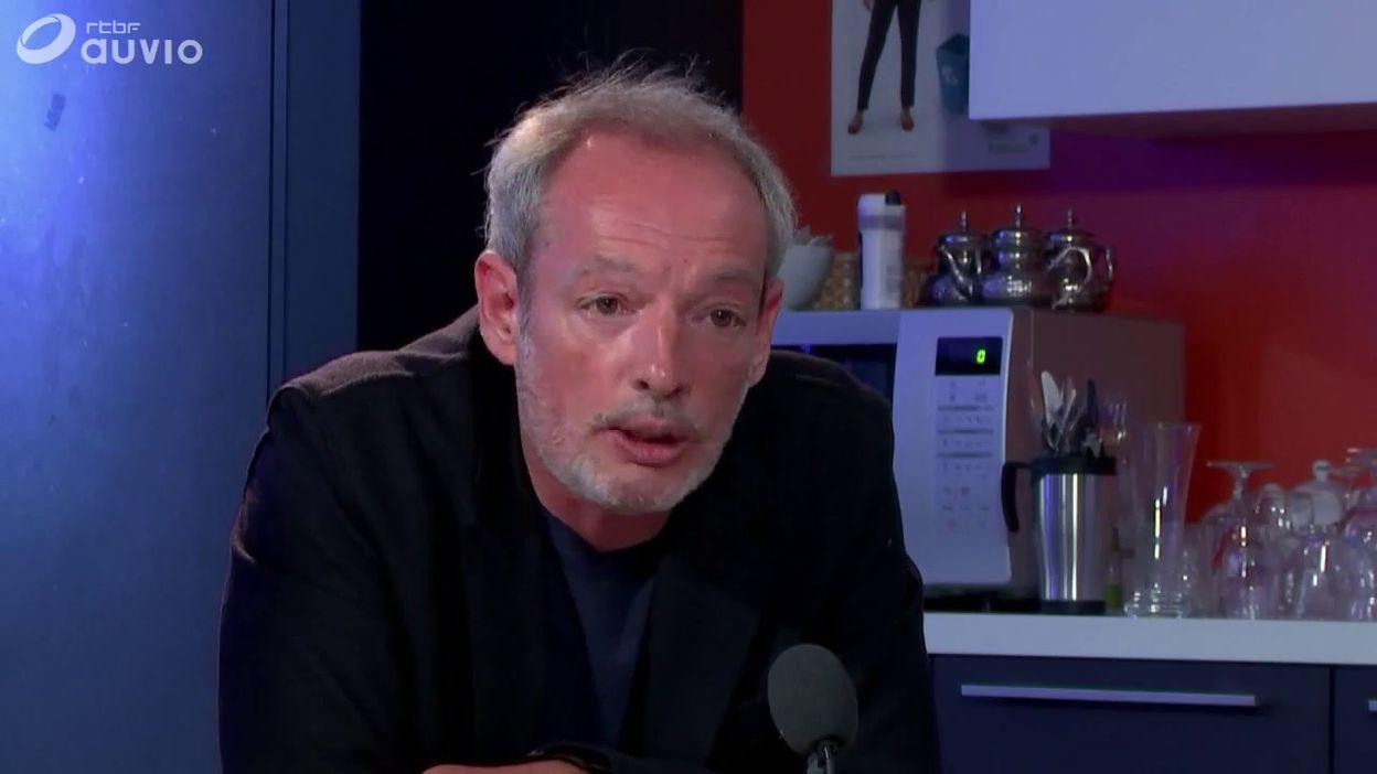 Noir Jaunes Blues : débat avec des commerçants bruxellois