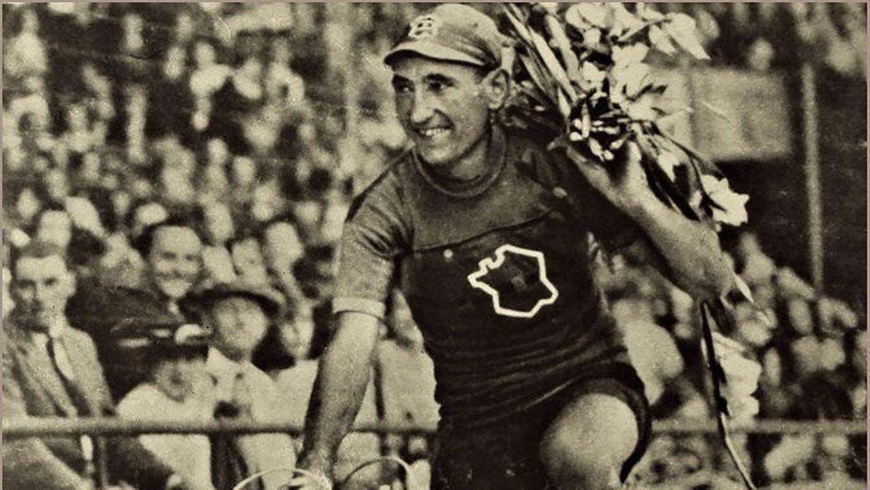 Sylvère Maes remporte le Tour de France 1936 et 1939