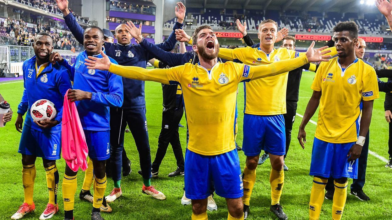 L'Union Saint-Gilloise ridiculise Anderlecht en Coupe de Belgique