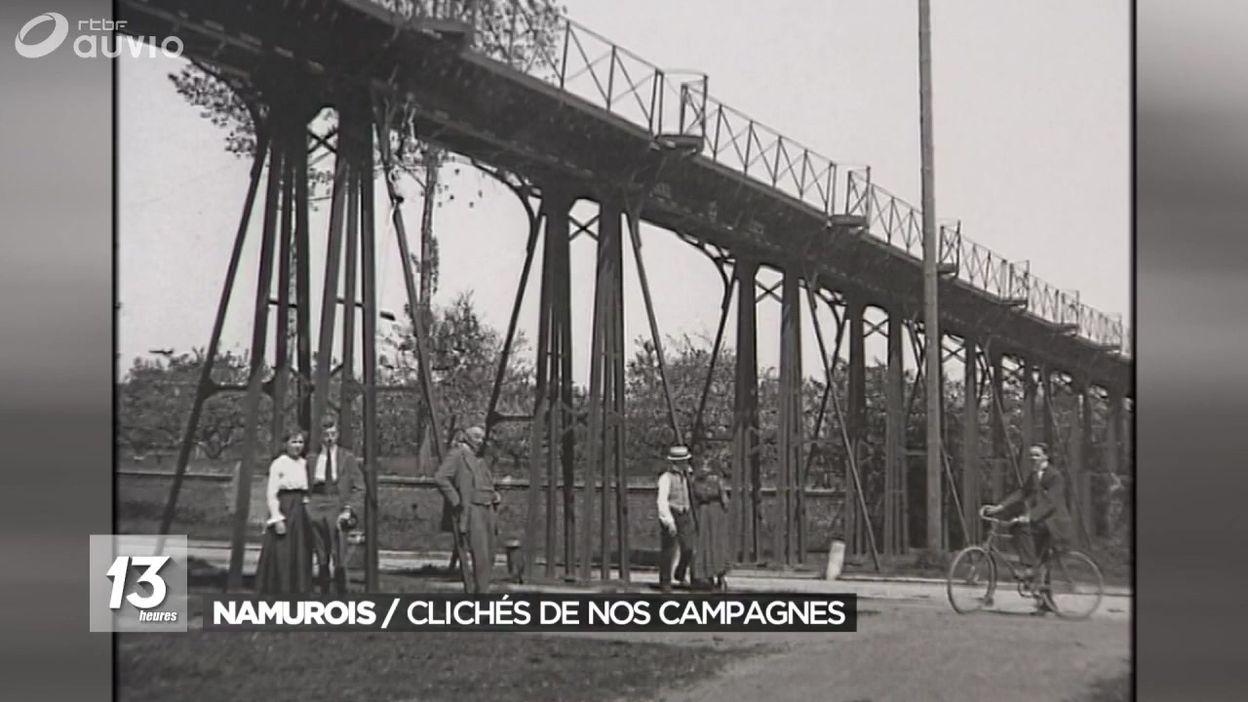 Namur : 1600 photos du début du XXe siècle dormaient dans un grenier