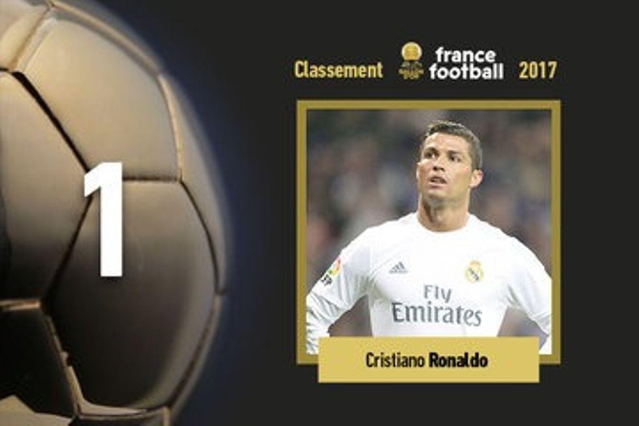 Cristiano Ronaldo remporte le Ballon d Or 2017 et égale les 5 ... 7ecab7dc3f2