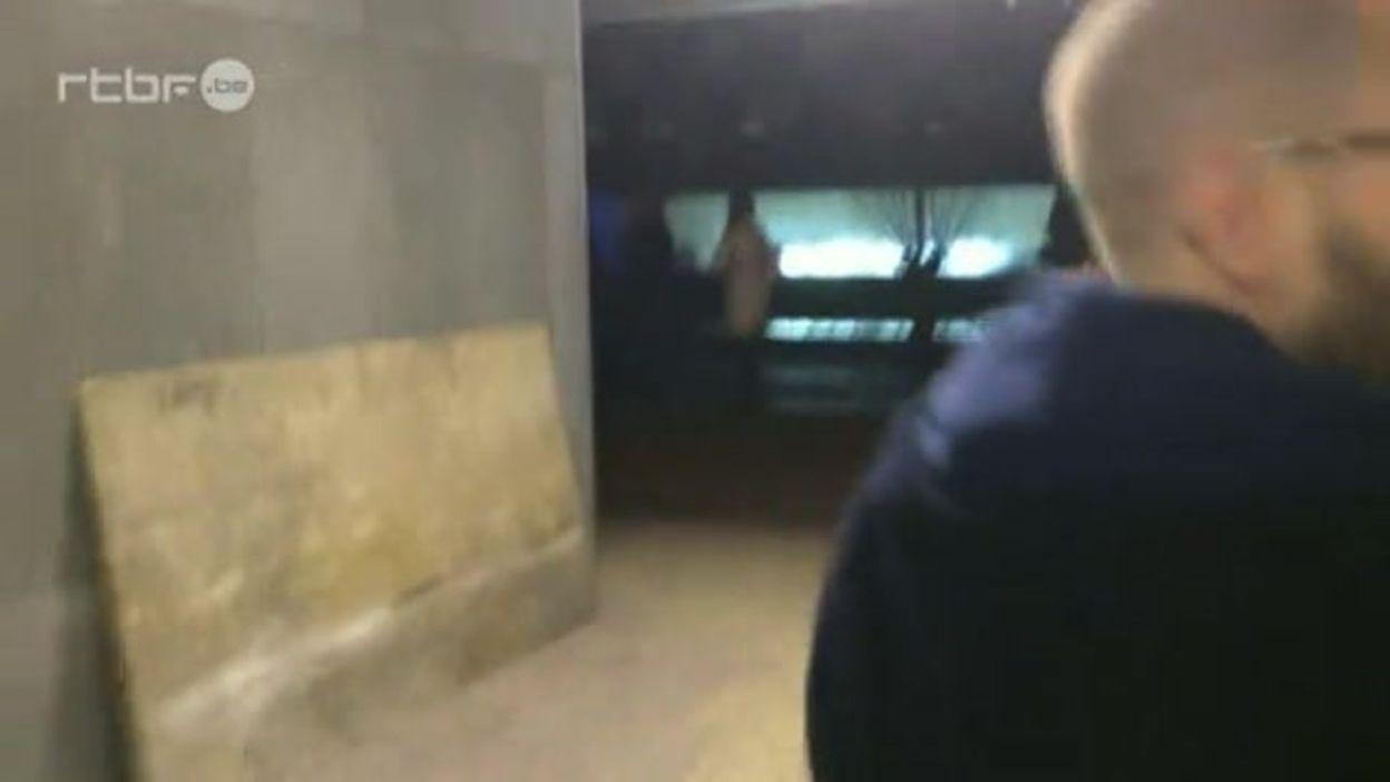 Irruption d'un homme armé sur le plateau du JT aux Pays-Bas
