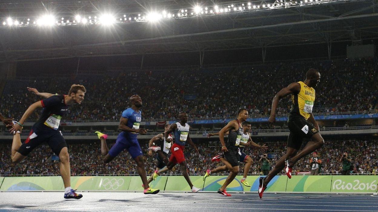 Usain Bolt, le King du sprint, s'offre un troisième joyau sur 200m