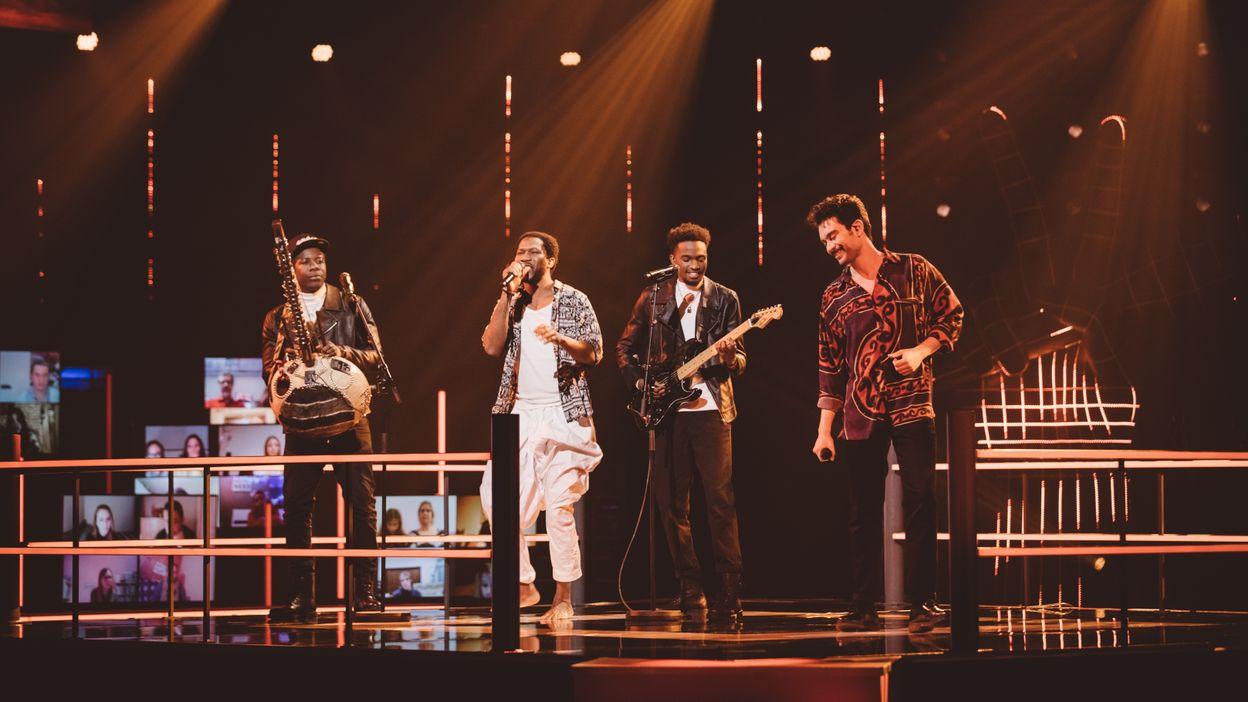 Ziza Youssouf et Youssef chantent
