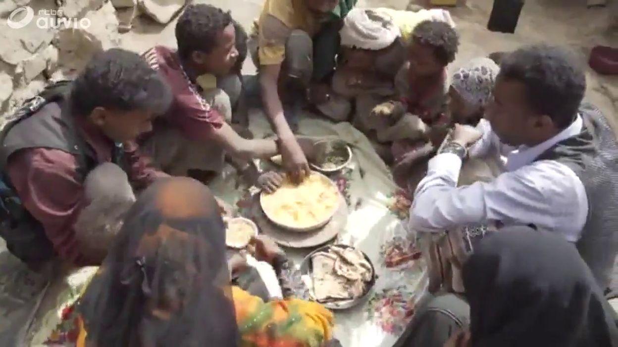 yemen famine how to help
