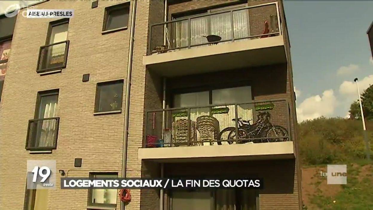 Fin des quotas des logements sociaux