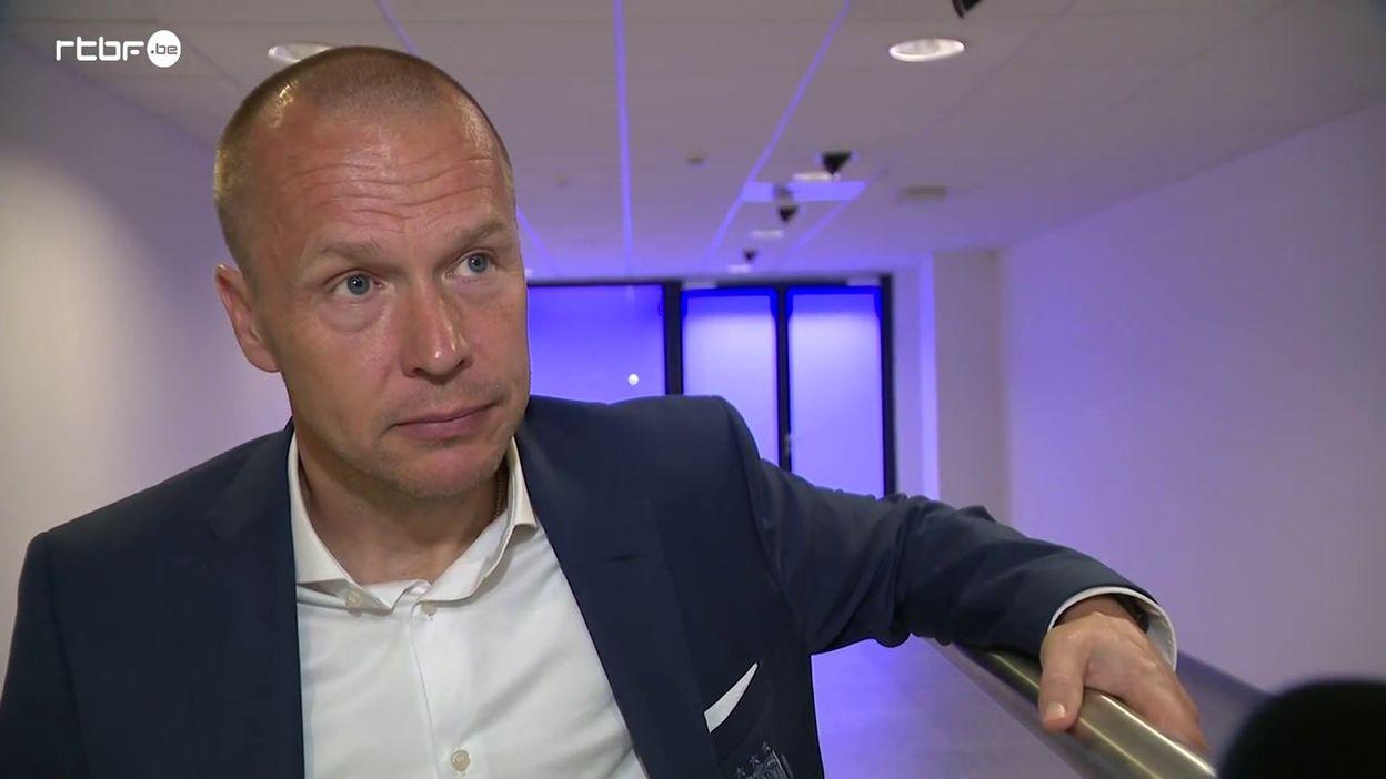 Zetterberg : « Si quelqu'un peut convaincre un joueur de signer au Sporting, c'est bien Kompany »