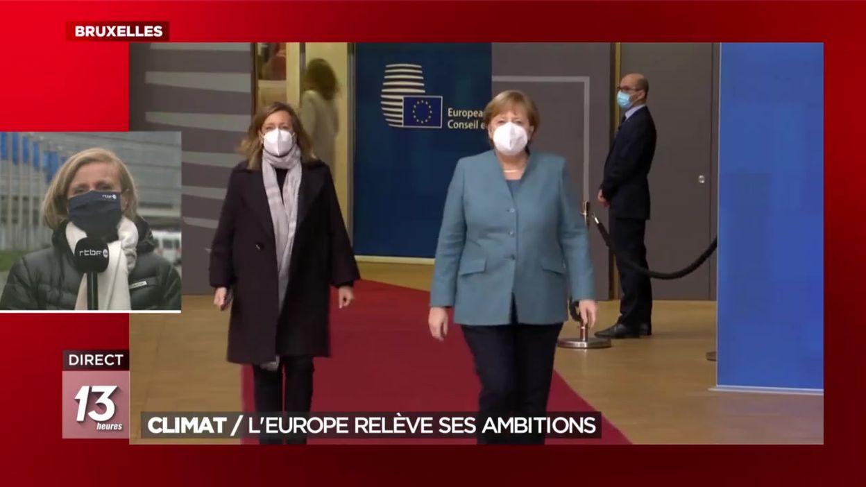 Climat : l'Europe relève ses ambitions