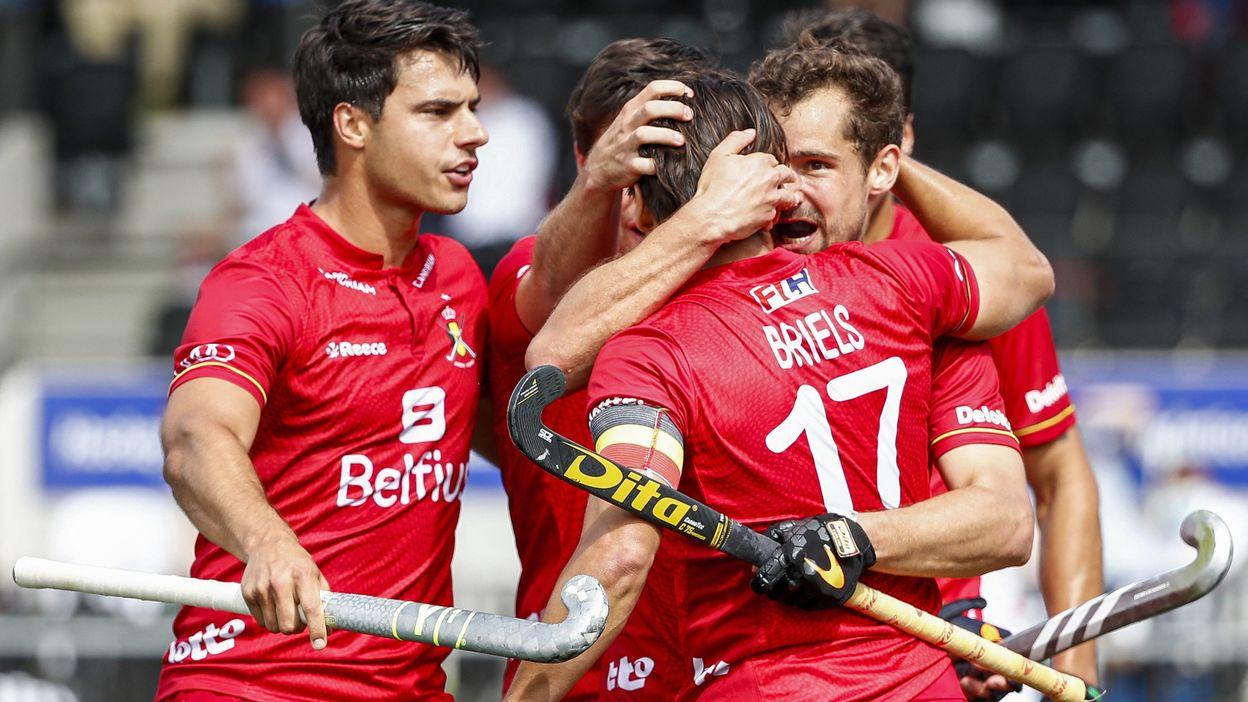 Angleterre - Belgique : 2-3