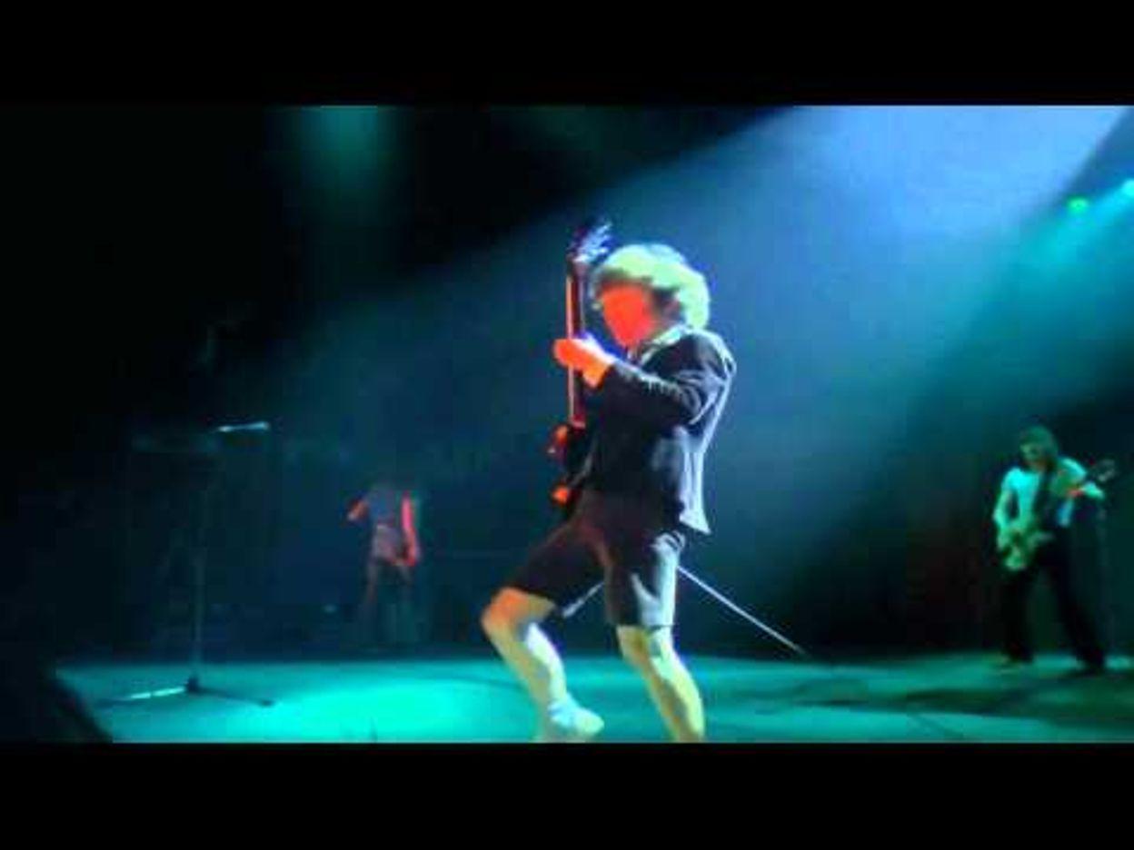 AC/DC (Paris 1979) [02]. Live Wire - 17/02/2014