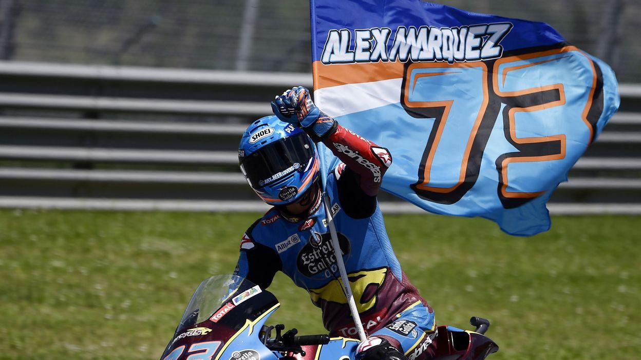 Moto2 - GP Catalogne : Victoire d'Alex Marquez