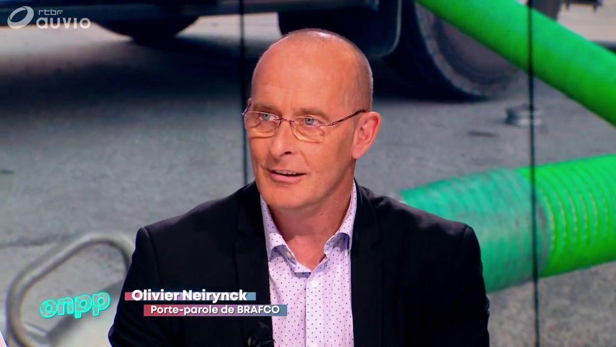 Mazout de chauffage : On n'est pas des pigeons reçoit Olivier Neirynck, Porte-parole de BRAFCO